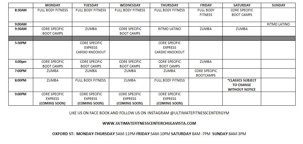 schedule web pic