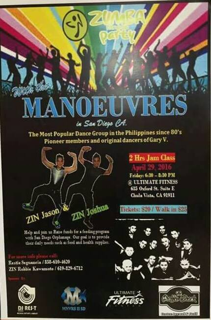 manueovers