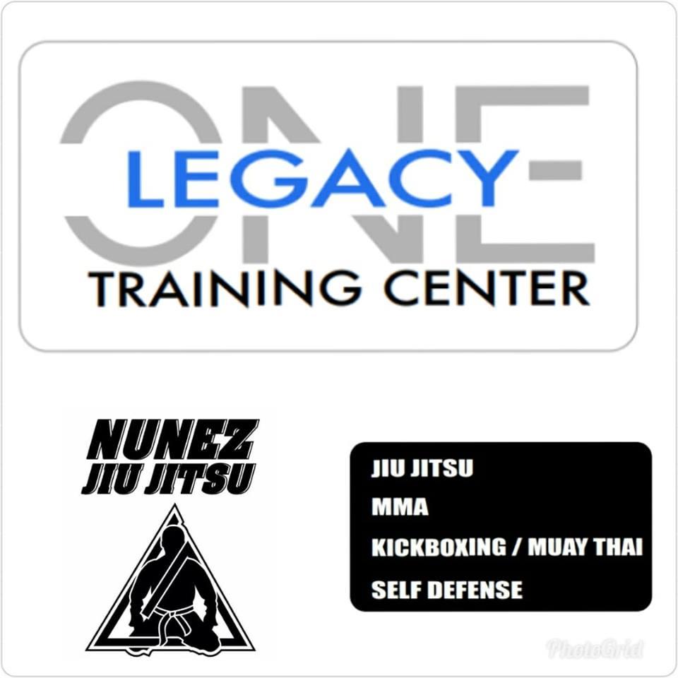 Nunez Jiu Jitsu Classes