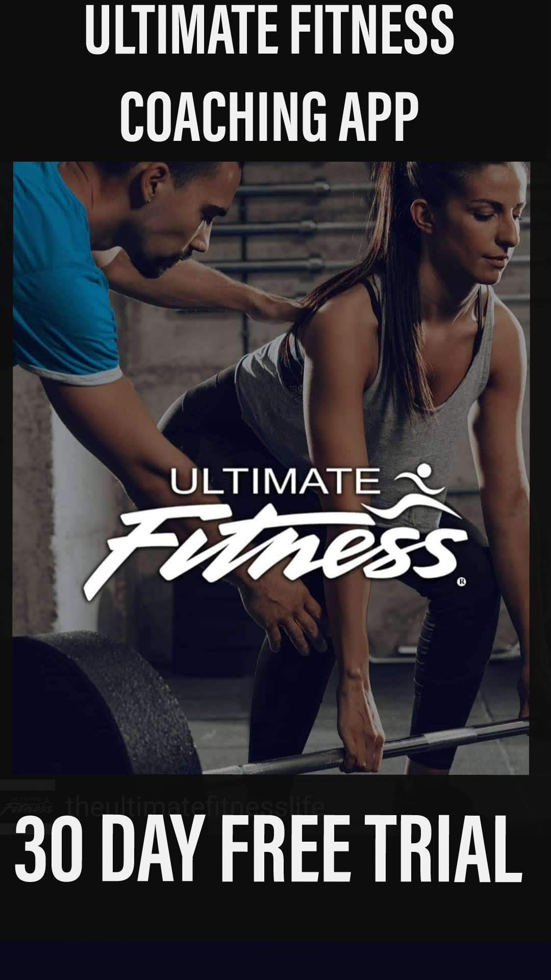 ULTIMATE FITNESS COACHING